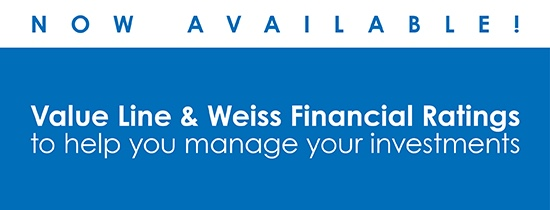 Value Line & Weiss Financial Ratings